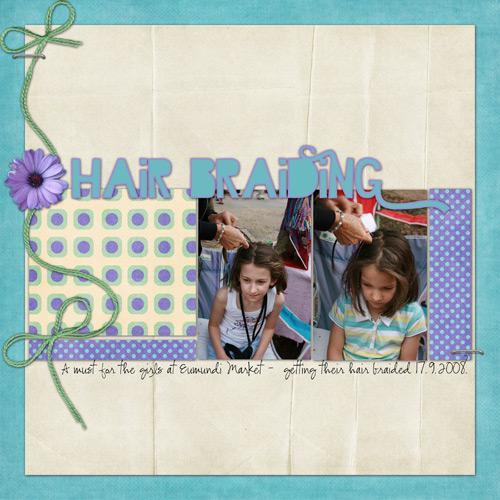 Hairbraiding